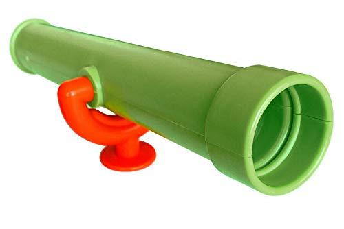 GK Teleskop/Fernrohr für Spielturm, apfelgrün