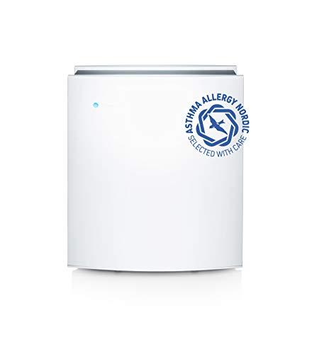Blueair Classic 405 Luftreiniger mit Partikelfilter, echte HEPA-Leistung durch HEPASilent-Filtration für Allergene, Staub, Schimmelpilzbefall, Asthma und COPD-Entlastung, kleine Räume, leiser Betrieb