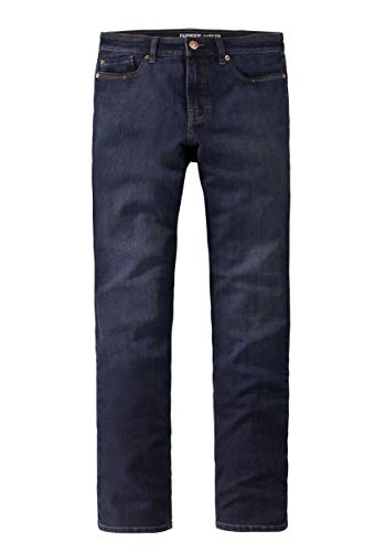 Paddocks`s Herren Jeans Ranger Pipe - Tight Fit - Schwarz - Blue Rinse, Größe:W 30 L 32, Farbauswahl:Blue Rinse (4339)