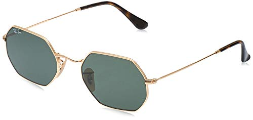 Ray-Ban RB 3556N Occhiali da Sole, Oro (Gold), 53 mm Unisex-Adulto