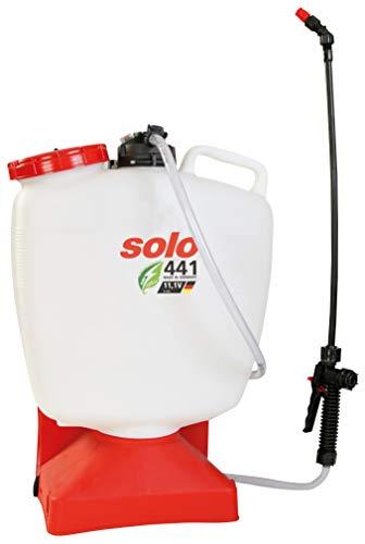 Solo 441 Li Akku Drucksprüher zur Schädlingsbekämpfung in Gewächshaus und Garten, weiß