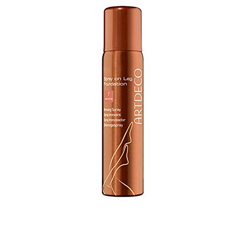 Artdeco Spray on Leg Foundation Selbstbräunungsspray, 1 Soft Caramel, 100 ml