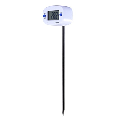 XCSSKG 180° Rotatie Digitale Oven Thermometer Voedsel Vleessonde BBQ Koken Chocolade Water Olie Keuken Thermometer