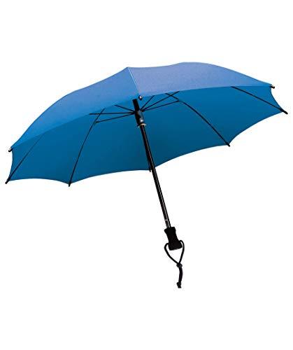 Euroschirm birdiepal Outdoor der Sonnen-, Wander-, Regen- & Trekkingschirm Farbe königsblau