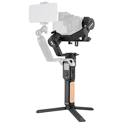 [Ufficiale]FeiyuTech AK2000C Gimbal, Stabilizzatore a 3-assi per Fotocamera DSLR Mirrorless Leggera, Compatibile con Fotocamere Sony, Panasonic, Lumix, Nikon e Canon