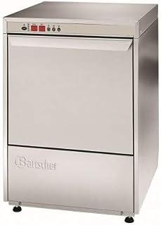 Lave vaisselle professionnel - 6,65 kW - panier 500x500 mm - Bartscher