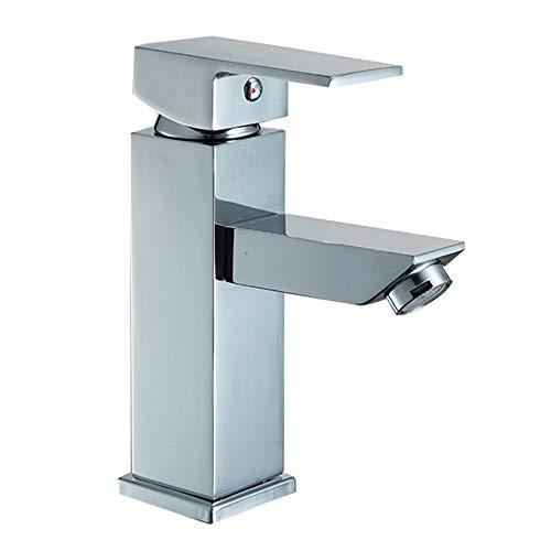 Grifo lavabo Cascada moderna Baño Cromado Grifos