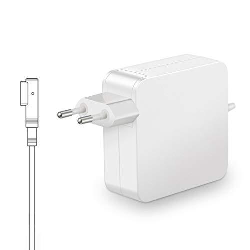 Yuanke Adaptador de corriente Mag Safe de 85 W con conector estilo L para Mac Book Pro de 15 pulgadas y 17 pulgadas, Reemplazo Mac A1297 A1290 A1286 A1229 A1226 A1222 A1212 A1211 A1151 A1150 MA938LL/A