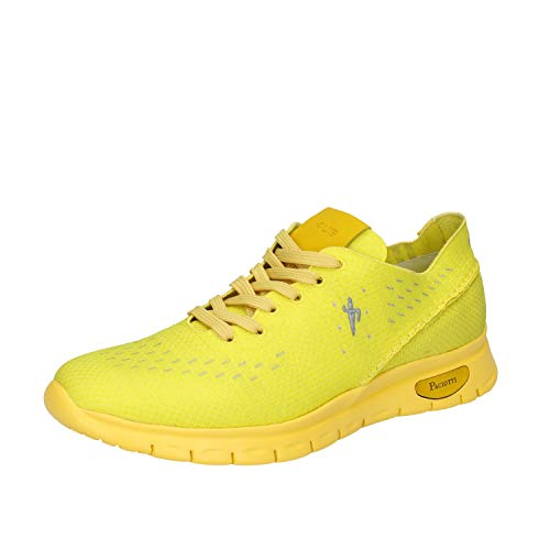 CESARE PACIOTTI 4US Sneakers Hombre Textil Amarillo 41 EU