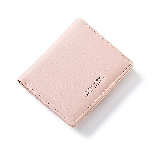 AnnabelZ Women Wallet Small Bifold Soft Leather Pocket Wallet Ladies Mini...