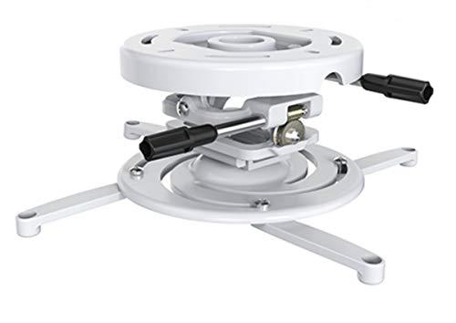 Universal Beamer Projektor Deckenhalterung Schwenkbar Neigbar mit einem Deckenabstand von 109mm max. Tragfähigkeit 15kg