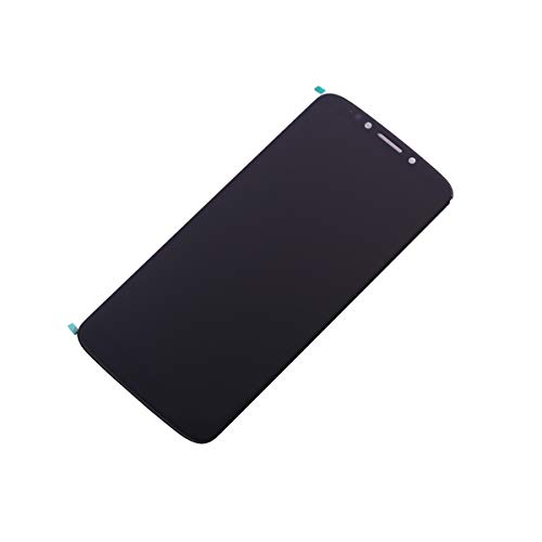 Moto E5 Plus Screen Replacement, LCD Display Touch Screen Digitizer Assembly Without Frame Compatible with Motorola Moto E5 Plus XT1924-1 XT1924-2 XT1924-3 XT1924-4 XT1924-5 XT1924-9 (Black 157mm)