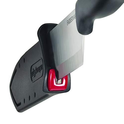Farberware 5160714 EdgeKeeper Chef's Knife, 6-Inch, Black