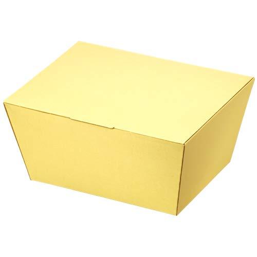 株式会社東光 PAOTOKO うす絹柄 BOX クリーム 100個 焼き菓子用 箱 パッケージ ラッピング トータルパッケージ 手作り 包装 持ち歩き 贈答品 土産 プレゼント ギフト RC829664