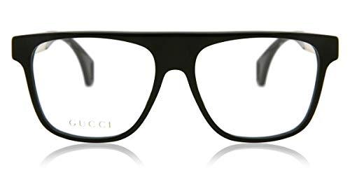 Gucci Brille (GG-0450O 001) Acetate Kunststoff schwarz