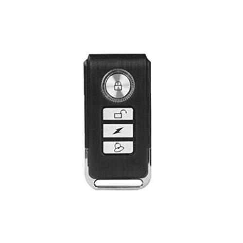 ZJN-JN BIKS BIKS Sistema de Alarma para el hogar, Control Remoto SF04R Sensor DE Puerta Delante BICICLETE BICICLETE SECURIDAD DE Alarma de vibración inalámbrica Seguridad del hogar
