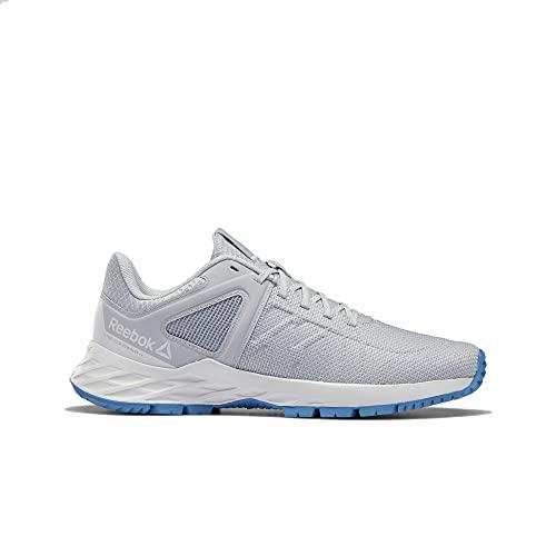 Reebok Walking-Schuhe Astroride Trail 2.0 leichte Damen Outdoor-Sneaker Sport-Schuhe Freizeit-Sneaker Grau, Größe:40 1/2