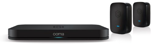 ooma VoIP 2 Linx Cloud Business Phone System. Linx Connects Analog Phones or fax wirelessly to Base Station on Small Business Phone Service. Loaded with Features for Small Business, Black