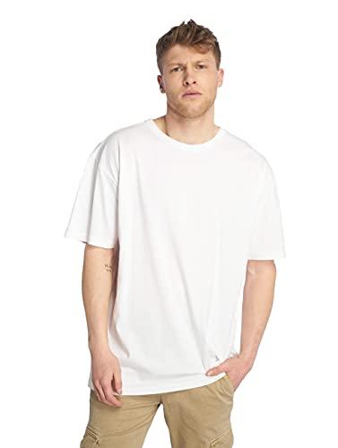 Urban Classics TB1564 Herren T-Shirt Oversized Tee, Weiß (white), XX-Large