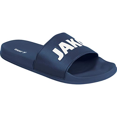 JAKO Unisex Jakolette Classico Sandale, Marine/weiß, 45 EU
