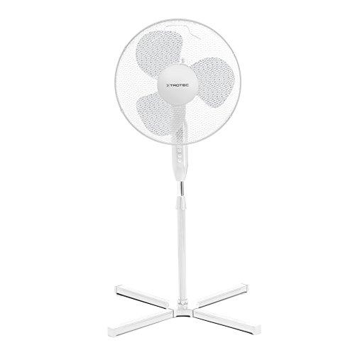 TROTEC TVE 15 – El mejor ventilador de pie de bajo consumo