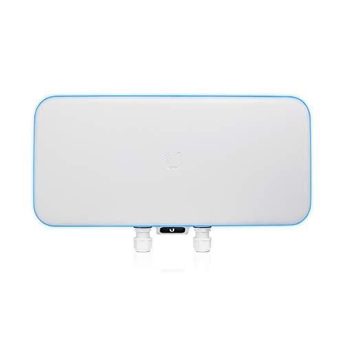 Ubiquiti Networks UniFi BaseStation XG, Quad-Radio 802.11ac Wave 2 Access Point mit dedizierter Sicherheits- und Strahlantenne (UWB-XG-US)