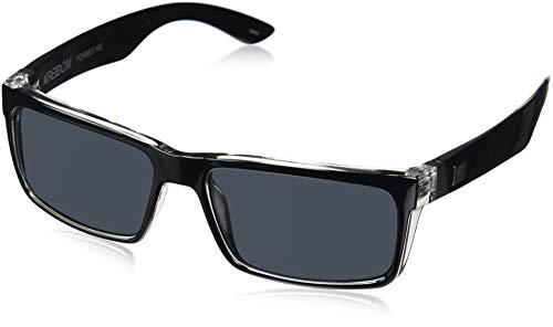 KREEDOM SKFFAFORGCS Forbes 100 Sunglasses, One Size, Matte Black