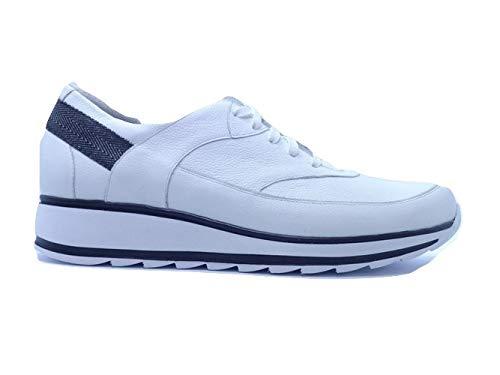 Durea Sneakers 6213 Wijdte G Wit
