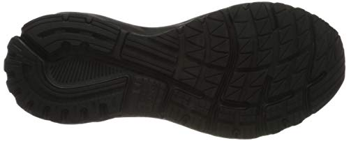 Brooks Mens Adrenaline GTS 20 Running Shoe - Black/Grey - D - 10.0 6