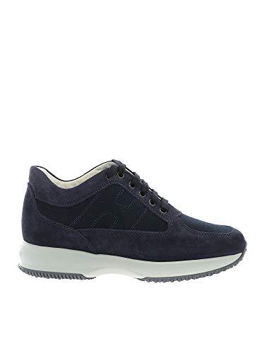 Hogan Sneakers Interactive HXM00N00E10806U801 Blu Uomo 5