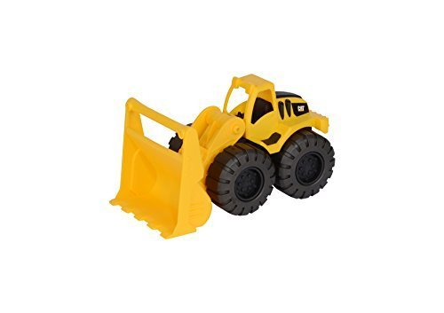Caterpillar Wheel Loader Bulldozer Construction Toys Mini Machine Push-powered 7' by Toy State