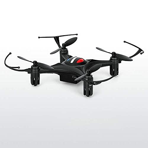 Mini drone pieghevole per bambini e principianti, quadricottero tascabile RC con mantenimento dell'altitudine, modalità senza testa, capovolgimenti 3D e funzione rotazione ad alta velocità, decollo