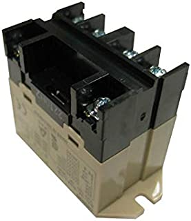 OMRON INDUSTRIAL AUTOMATION G7L-2A-BUB-J-CB-DC24 POWER RELAY, DPST-NO, 24VDC, 25A BRACKET