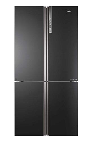 Haier HTF-610DSN7 Cube Serie Kühl-Gefrier-Kombination / Multi Door / A++ / 190 cm / 343 kWh/Jahr / 430 L Kühlteil / 180 L Gefrierteil / ABT / Humidity Zone / Dry Zone / Switch Zone / Total No Frost