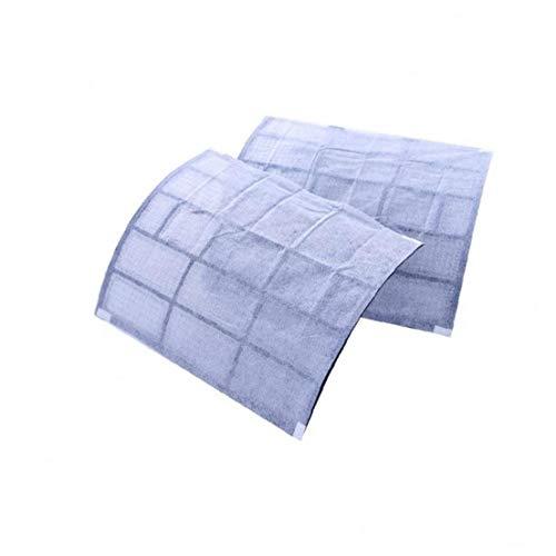 2pcs Aria Condizionata Vento Uscita Anti-Polvere Aria Condizionata Filtro di Pulizia Domestica del Condizionatore d'Aria di Carta