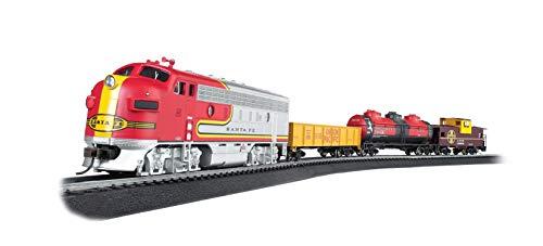 Bachmann Trains - Canyon Chief Ready To Run Electric Train Set - HO Scale