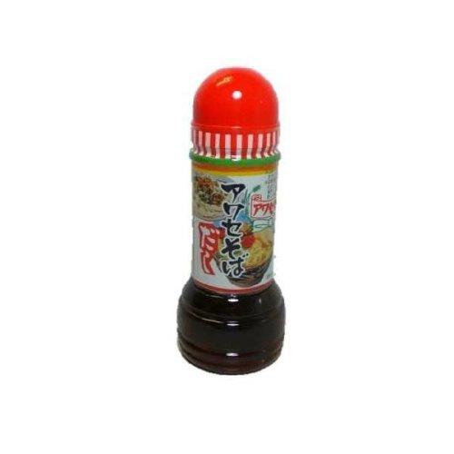 沖縄そば そばだし 液体ボトル300cc(アワセそば)