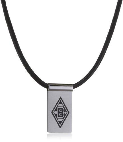DNA-Jewels Unisex Fanschmuck Bourussia Mönchengladbach Anhänger m. Kette 45cm 9-10301