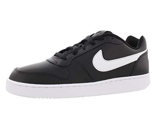 Nike Ebernon Low, Zapatillas Hombre, Negro (Black Aq1775/002), 44 EU