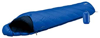 モンベル(mont-bell) 寝袋 スパイラルダウンハガー♯5 ブルーリッジ BLRI [最低使用温度-2度] 1121215