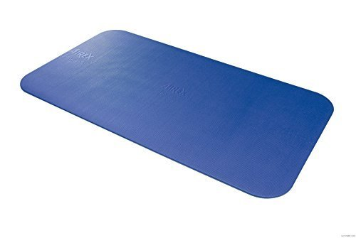 AIREX CORONA EXERCISE MAT 185CM X 100CM X 1.5CM - BLUE by PhysioWorld
