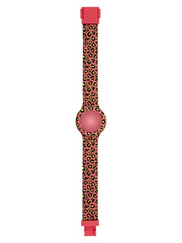 HIP HOP Ladys' POP Jungle Strap Collectie Mono-Kleur Overige en Silicon Roze Band HBU0935