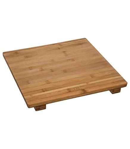 Secret de Gourmet - Planche à découper en bambou carrée