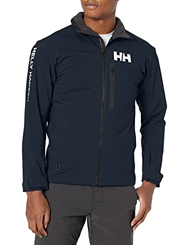 Helly Hansen HP Racing Midlayer Lifaloft Cuello Forro Polar Marina Deportes...