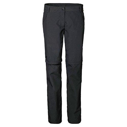 Jack Wolfskin Damen Hose Marrakech Zip Off Pants, Phantom, 21, 1501732-6350021