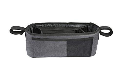 AltaBeBe AL1004 Multi Pocket Buggy Tasche, schwarz