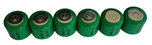 EX-Energy DL1/3N CR1/3N 3V170mAh Lithium Batterie 6 Stück Großpackung
