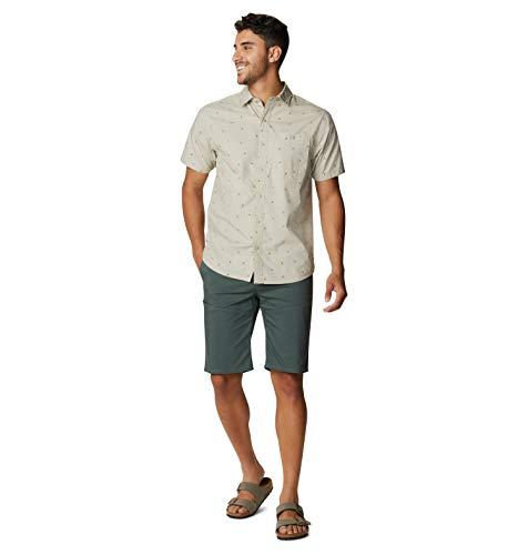 Mountain Hardwear Men's Hardwear AP Short, Black Spruce, 34x9