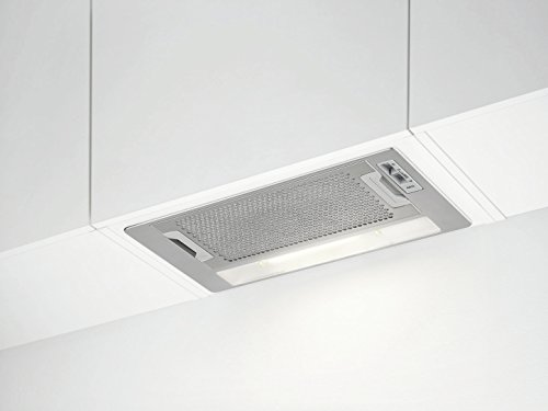 AEG dgb2530m integriertem Cooker Hood 448M³/h D Metallic–Hauben (448M³/h, E, D, C, 73dB, 60cm)