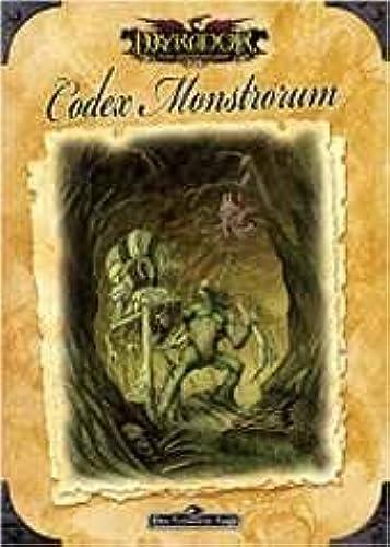 Das Schwarz Auge - Myranor - Codex Monstrorum